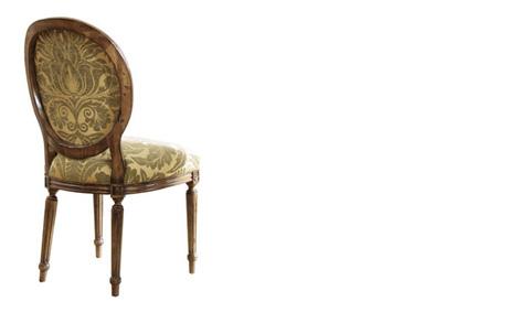 Harden Furniture - Oval Back Side Chair - 3403-000