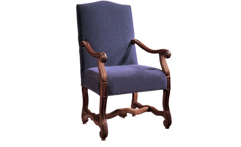 Harden Furniture - Bistro Upholstered Arm Chair - 3465-000