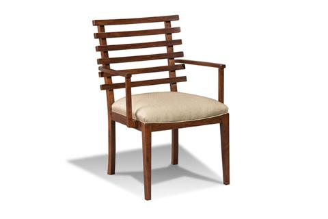 Harden Furniture - Ladder Back Dining Arm Chair - 435