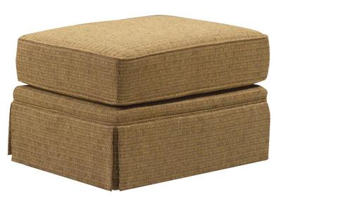 Harden Furniture - Upholstered Skirted Ottoman - 6309-000