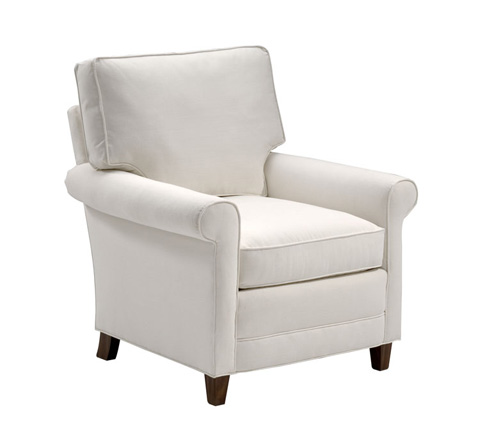 Harden Furniture - Sock Arm Accent Chair - 6491-000