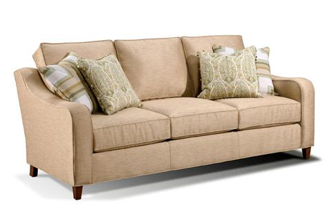 Harden Furniture - English Arm Sofa - 6504-080