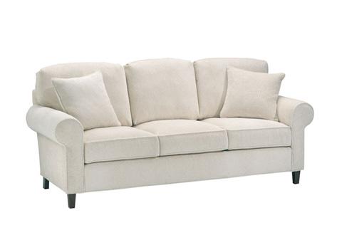 Harden Furniture - Track Arm Three Cushion Sofa - 6516-085