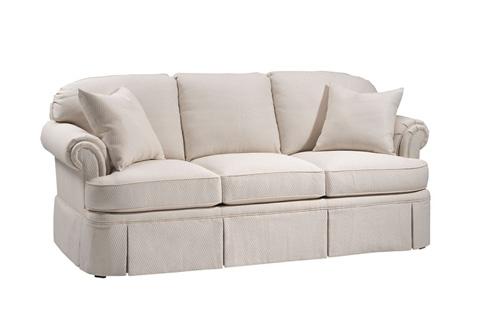 Harden Furniture - Roll Arm Sofa - 6586-081