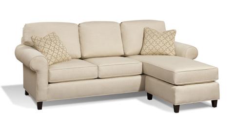 Harden Furniture - Sock Arm Sofa / Chaise - 6617-085