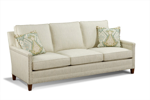 Harden Furniture - Transitional Track Arm Sofa - 6632-082