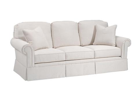 Harden Furniture - Pleated Panel Sleeper Sofa - 6710-085