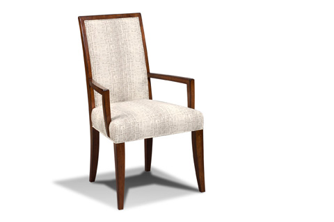 Harden Furniture - Classic Cherry Dining Arm Chair - 697