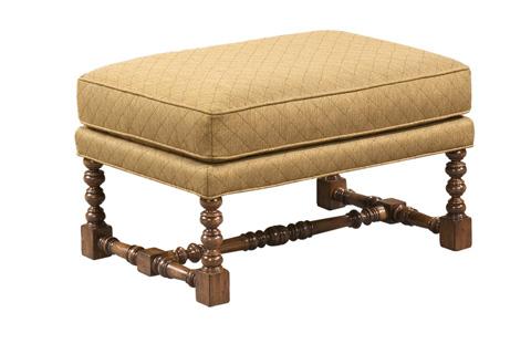 Harden Furniture - Plymouth Rectangular Ottoman - 7312-000