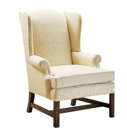 Harden Furniture - Wing Chair - 7409-000