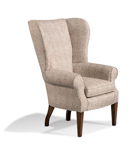 Harden Furniture - Traditional High Back Wing Chair - 7465-000