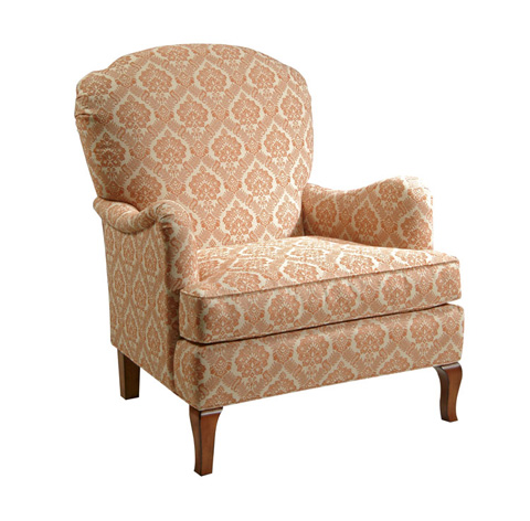 Harden Furniture - English Arm Accent Chair - 7491-000