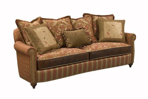 Harden Furniture - Multi Pillow Back Sofa - 7654-094