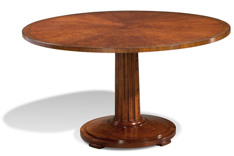 Harden Furniture - Architect's Dining Table - 801