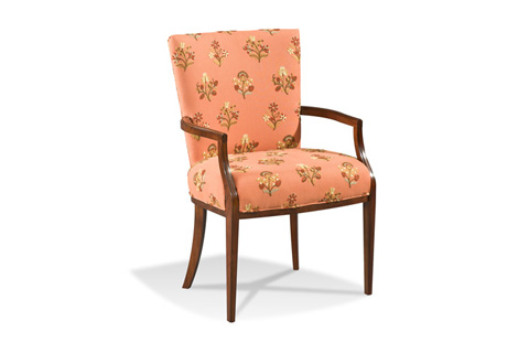 Harden Furniture - Martha Washington Arm Chair - 838