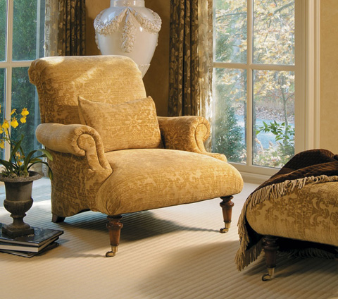 Harden Furniture - Tight Back Arm Chair - 8403-000