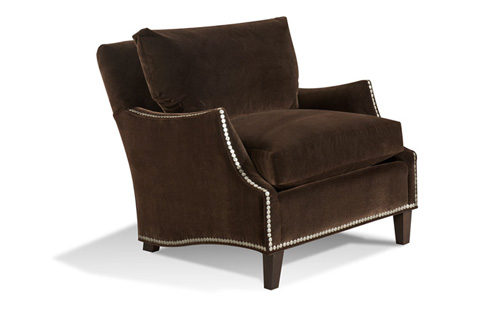Harden Furniture - Loose Pillow Back Accent Chair - 8405-000