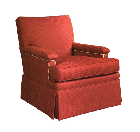 Harden Furniture - Cap Arm Chair - 8414-000