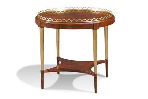 Harden Furniture - Lafayette Lamp Table - 845