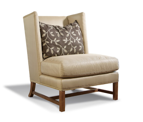 Harden Furniture - Loose Pillow Back Wing Chair - 8494-000