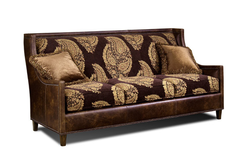 Harden Furniture - Mixed Upholstery Bench Seat Sofa - 8516-085