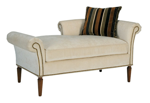 Harden Furniture - Left Chaise with Spool Legs - 9427-010