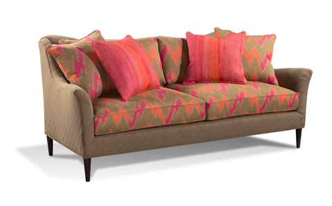 Image of Two Cushion Sofa