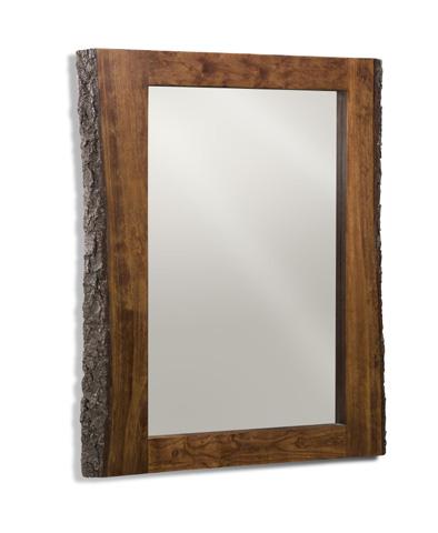 Harden Furniture - Live-Edge Vertical Mirror - 1651-100