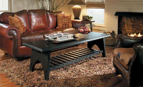 Harden Furniture - Hoback Cocktail Table - 1654-052