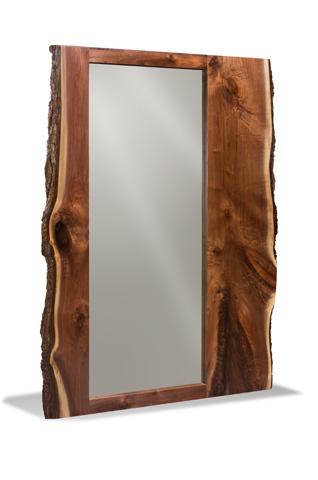 Harden Furniture - Live-Edge Floor Mirror - 1656-100