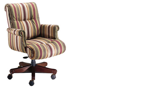 Harden Furniture - Mid Back Ergonomic Office Chair - 1701-000