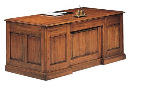 Harden Furniture - Double Pedestal Desk - 1730