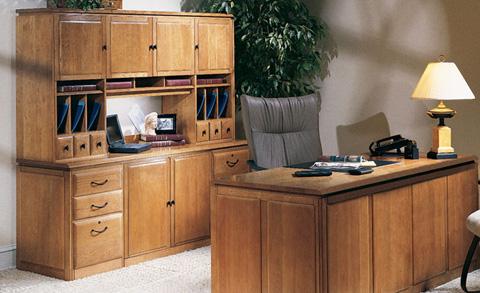 Harden Furniture - Storage Credenza - 1761