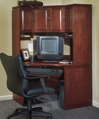 Harden Furniture - Corner Work Station - 1779