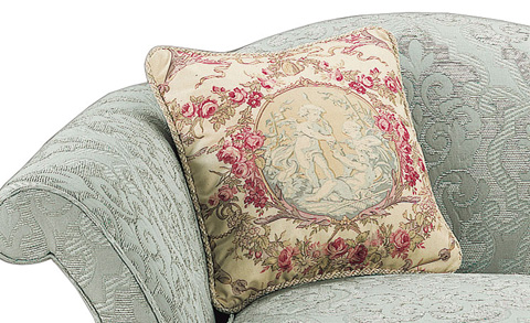 Harden Furniture - Welted Square Pillow - 40-19
