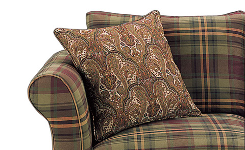 Image of Welted Square Pillow
