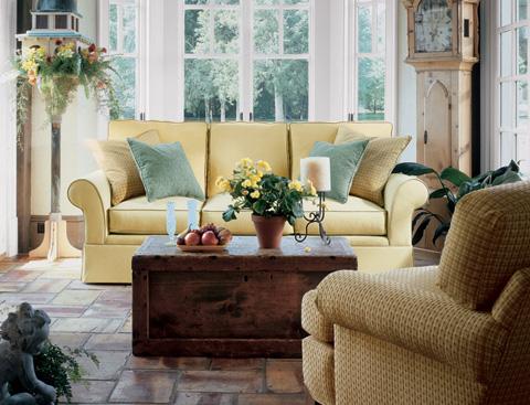 Harden Furniture - Loveseat - 6666-066