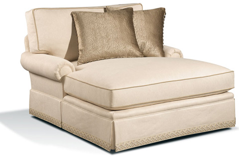 Harden Furniture - Chaise - 8455-000