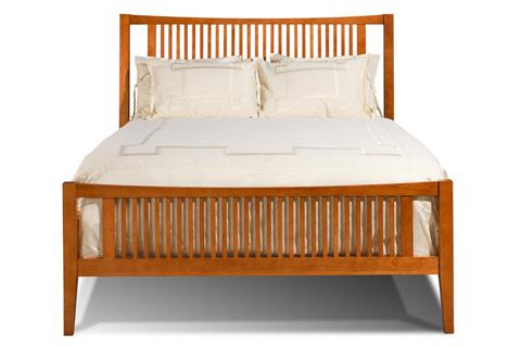 Harden Furniture - Queen Slat Bed - 950-5/0