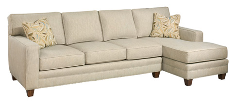 Harden Furniture - Sectional - 7902-030/7902-011