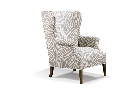Harden Furniture - Wing Chair - 8496-000