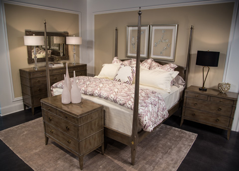 Image of Natural Transitions Collection Queen Bedroom Set