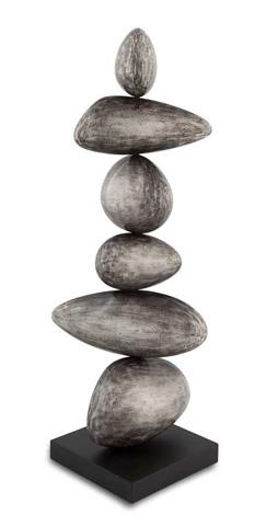 Hebi Arts, Inc. - Six Rocks Sculpture - LPSC149