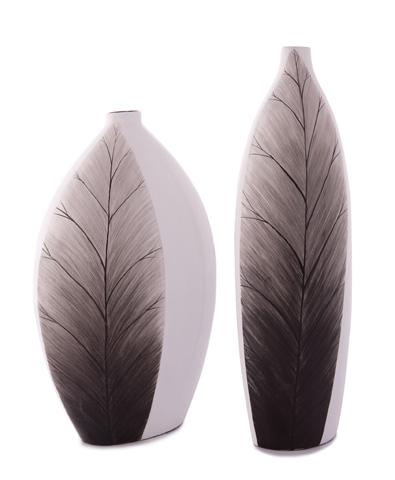 Hebi Arts, Inc. - Leaf Vase - WV0002-L