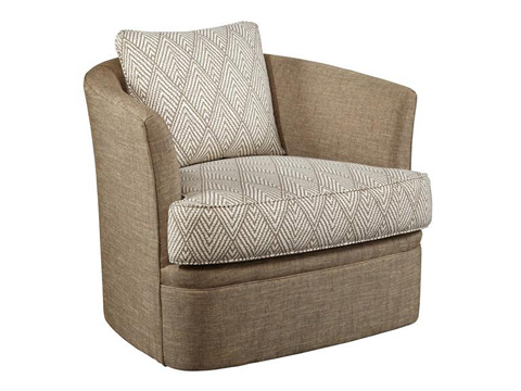 Hekman Furniture - Kendra Swivel Chair - 1033SW