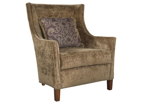 Hekman Furniture - York Wing Chair - 1047