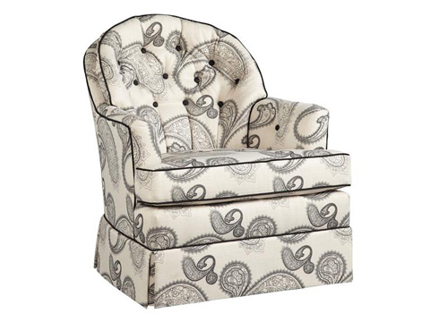 Hekman Furniture - Marcia Swivel Chair - 1102SW
