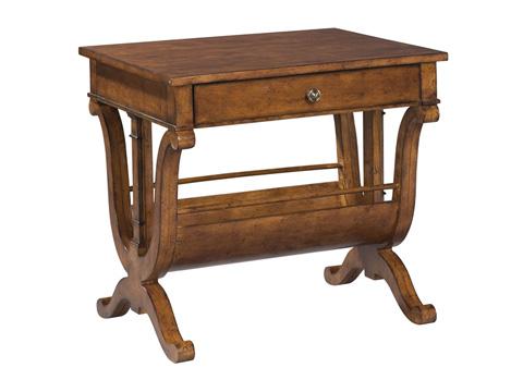 Hekman Furniture - European Legacy Side Table - 1-1111