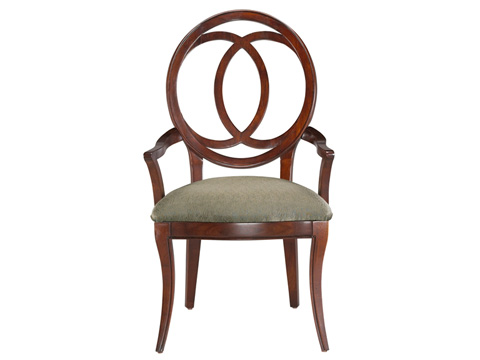 Hekman Furniture - Paris Arm Chair - 1-1225