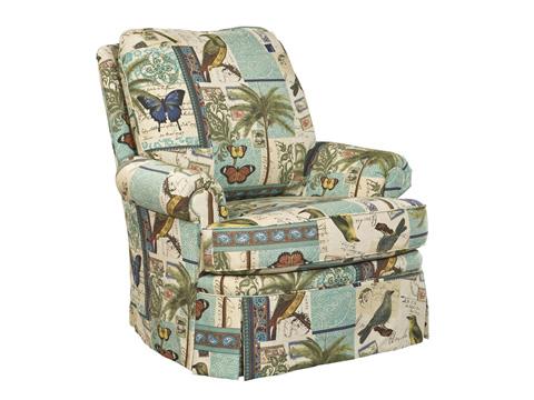Hekman Furniture - Orlando Swivel Rocker - 1126SR